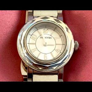 Genuine Swarovski Bezel Set Women's Watch